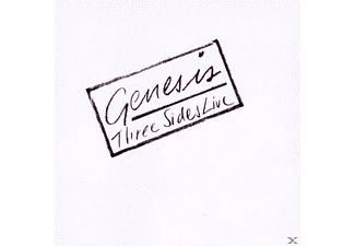 Genesis - Three Sides Live [CD]