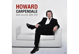 Howard Carpendale - DAS ALLES BIN ICH - (CD)