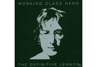 John Lennon - Best Of: Working Class Hero-The Definitive Lennone Definitiv - (CD)
