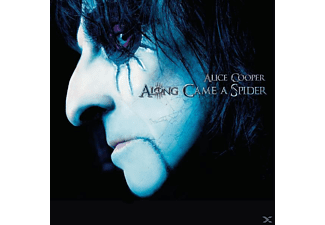 Alice Cooper - Along Came A Spider [CD]