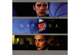 Michael Nyman - Gattaca - (CD)