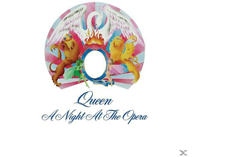 Queen - A Night At The Opera (2011 Remaster)Deluxe Edition - (CD)