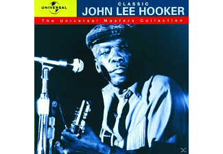 John Lee Hooker - Universal Masters Collection - (CD)