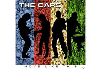 The Cars - Move Like This - (CD)
