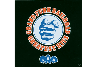 Grand Funk Railroad - Greatest Hits (CD)