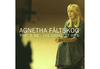 Agnetha Fältskog - That's Me-The Greatest Hits [CD]