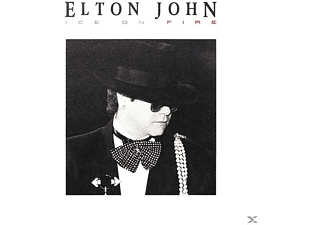 Elton John - Ice On Fire [CD]