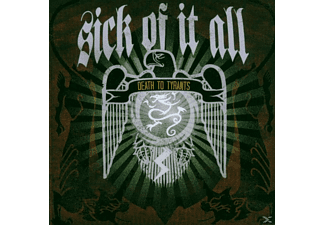 Sick Of It All - Death To Tyrants - (CD)