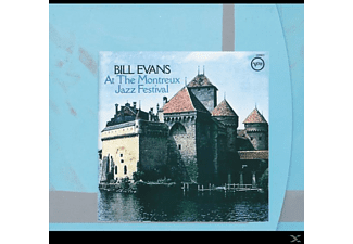Bill Evans - At The Montreux Jazz (Vme) - (CD)