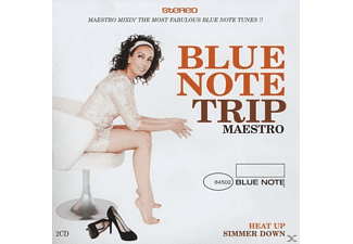 (mixed By) Dj Maestro, VARIOUS - Blue Note Trip 9: Heat Up/Simm - (CD)