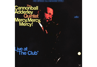 Julian Cannonball Adderley, Cannonball Adderley - MERCY MERCY MERCY - (CD)
