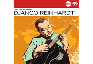 Django Reinhardt - THE ART OF SWING (JAZZ CLUB) [CD]