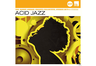 VARIOUS - ACID JAZZ (JAZZ CLUB) - (CD)