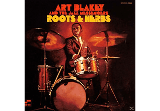Art Blakey - ROOTS & HERBS - (CD)
