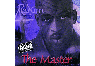 Rakim - THE MASTER [CD]