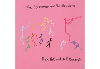 Joe Strummer - Rock, Art And The X Ray Style - (CD)