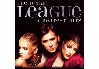 The Human League - Greatest Hits [CD]