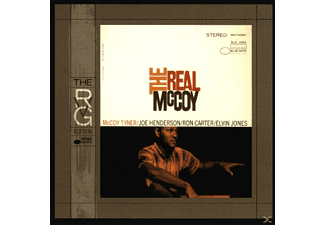 Alfred Mccoy Tyner - The Real Mccoy (99digital.Rema) [CD]