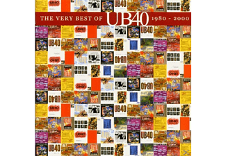 UB40 - THE VERY BEST OF UB40 1980-2000 - (CD)