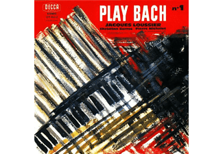 Jacques Loussier - Play Bach ? 1 - (CD)