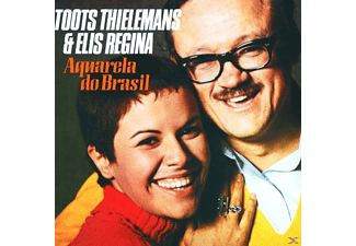 Elis Regina, Thielemans/Regina - Aquarela Do Brasil [CD]
