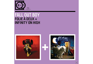 Fall Out Boy - 2 For 1: Follie A Deux/Infinity On High [CD]