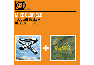Mike Oldfield - 2 For 1: Tubular Bells/Hergest Ridge - (CD)