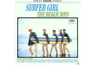 The Beach Boys - Surfer Girl/Shut Down Vol.2 [CD]