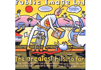 Public Image Ltd. - The Greatest Hits...So Far (CD)