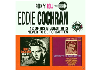 Eddie Cochran - 12 Biggest Hits/Never To Be Forgotten - (CD)