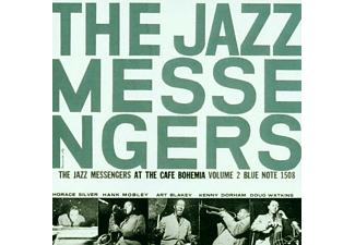 Art Blakey and the Jazz Messengers - AT THE CAFE BOHEMIA 2 (+3 BONUS TRACKS) - (CD)