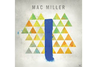 Mac Miller - Blue Slide Park - (CD)