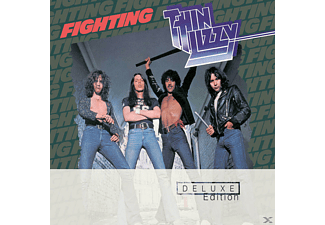 Thin Lizzy - Fighting (Deluxe Edition) - (CD)