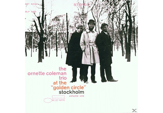 Ornette Coleman - AT THE GOLDEN CIRCLE 1 (+2 BONUS TRACKS) - (CD)