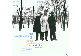 Ornette Coleman - AT THE GOLDEN CIRCLE 2 (+3 BONUS TRACKS) - (CD)