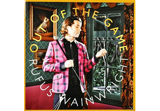 Rufus Wainwright - OUT OF THE GAME [CD]