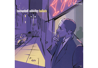 Julian Cannonball Adderley, Cannonball Adderley - Ballads [CD]