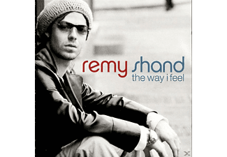 Remy Shand - THE WAY I FEEL [CD]
