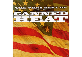 Canned Heat - THE VERY BEST OF [CD]