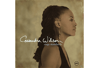 Cassandra Wilson - Sings Standards - (CD)