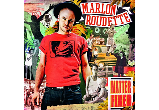 Marlon Roudette - MATTER FIXED [CD]