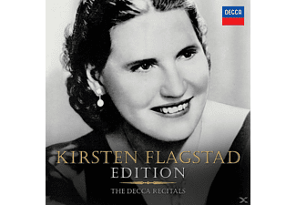 Flagstad Kirsten, Flagstad,Kirsten/WP/LPO/Knappertsbusch,H./+ - The Decca Recitals - (CD)