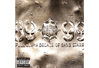 Gang Starr - Full Clip: A Decade Of Gang Starr - (CD)