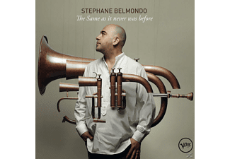 Stéphane Belmondo - The Same As It Never Was Before - (CD)