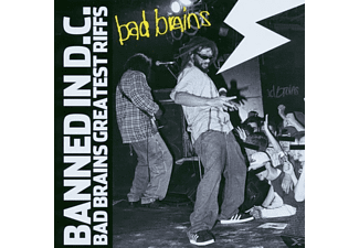 Bad Brains - Banned In Dc: Bad Brains Greatest Riffs [CD]