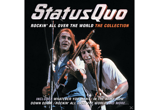 Status Quo - ROCKIN ALL OVER THE WORLD - THE COLLECTION - (CD)