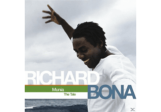 Richard Bona - Munia (The Tale) - (CD)