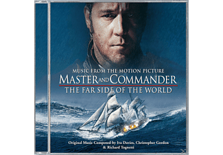 The Original Soundtrack, OST/VARIOUS - Master And Commander - (CD)