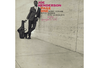 Joe - Quintet Henderson - PAGE ONE (1999 RVG REMASTERED) - (CD)