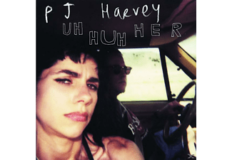 PJ Harvey - Uh Huh Her - (CD)